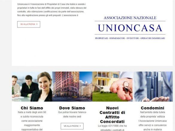 Finalmente Online il nuovo portale di Unioncasa